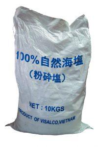 Muối xuất khẩu Nhật Bản