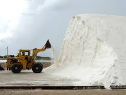Sẽ hạn chế nhập muối công nghiệp